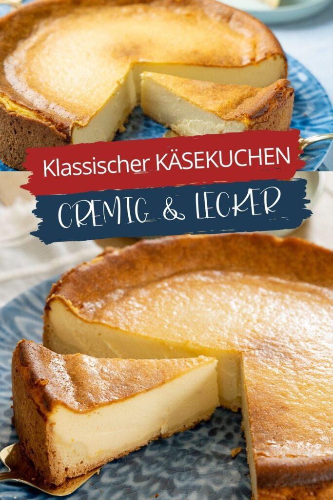 Alle lieben Käsekuchen. Oder zumindest fast alle. Und genau diese werden diesen klassischen Quark Käsekuchen ganz sicher lieben. Denn dieser cremige Käsekuchen nach Omas Rezept ist ein Klassiker. Er wird ganz einfach mit Quark und Öl zubereitet und schmeckt wunderbar cremig. Der Käsekuchen wird ganz ohne Risse in der Oberfläche absolut perfekt.