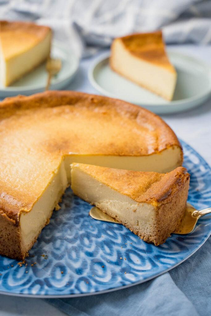 Klassischer Quark Käsekuchen wie von Oma