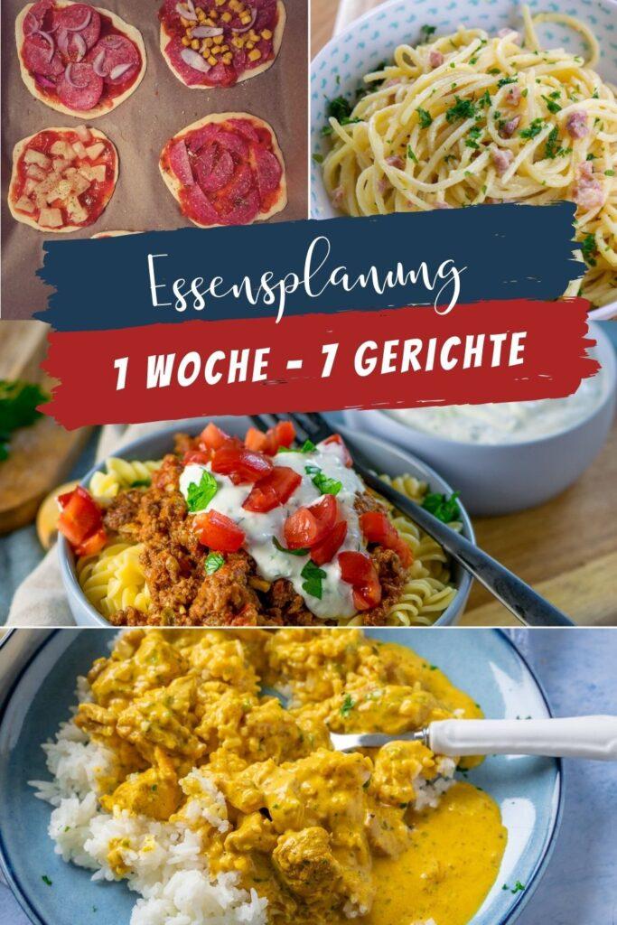 Ein neuer Wochenplan mit leckeren Gerichten für deine Planung. Finde Inspiration und koche mit viel Spaß nach Plan. Einfach, lecker, genial!