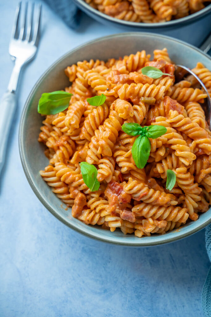 Familiengerichte - Pasta für die ganze Familie, ruck zuck fertig und richtig lecker