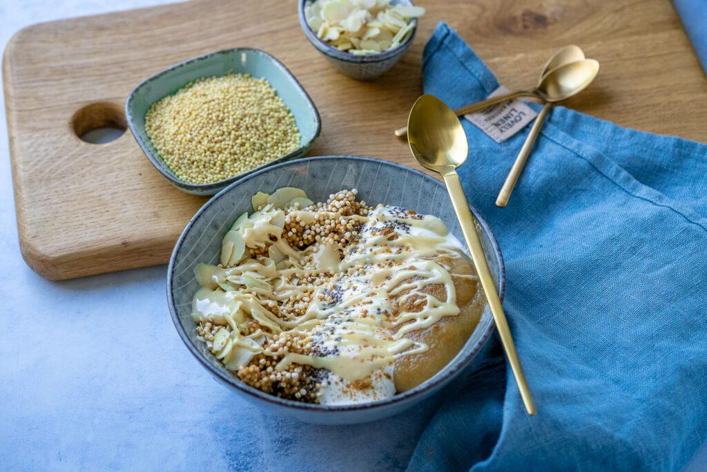 Hirse Porridge Bowl
